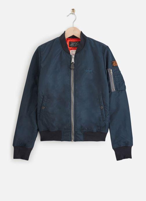 Vêtements Schott Bombers Jet17W Bleu vue détail/paire