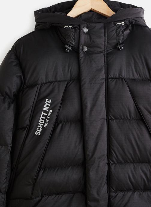 Schott Parka Capuche Oversize (Noir) - Vêtements chez Sarenza (442567) e8g0Y