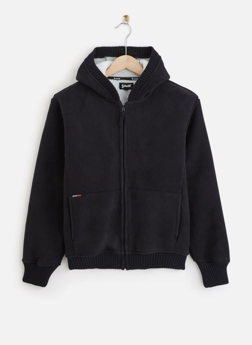 Tøj Accessories Sweat Sherpa Zippe Capuche