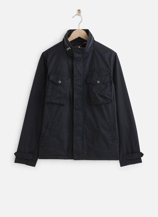 Vêtements Schott Veste Militaire Bleu vue détail/paire