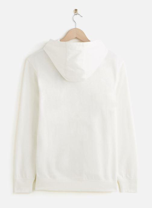 Schott Sweat Capuche Print - Blanc (white)