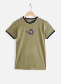 Tshirt Mc Logo Stripe Star