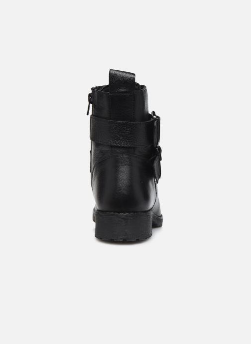 Bottines et boots I Love Shoes THORO LEATHER Noir vue droite
