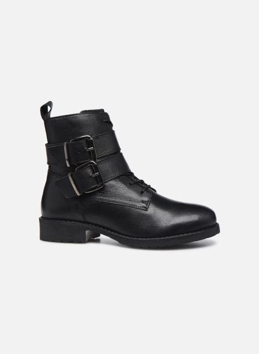 Bottines et boots I Love Shoes THORO LEATHER Noir vue derrière