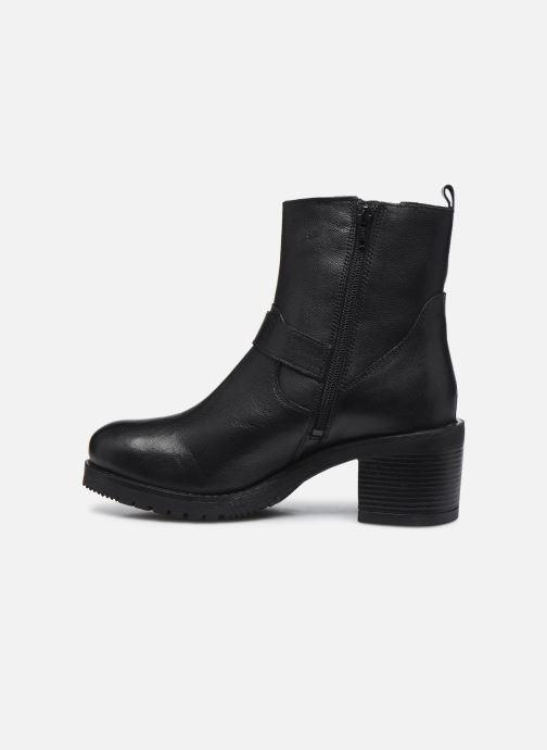 Botines  I Love Shoes THEVIAN LEATHER Negro vista de frente