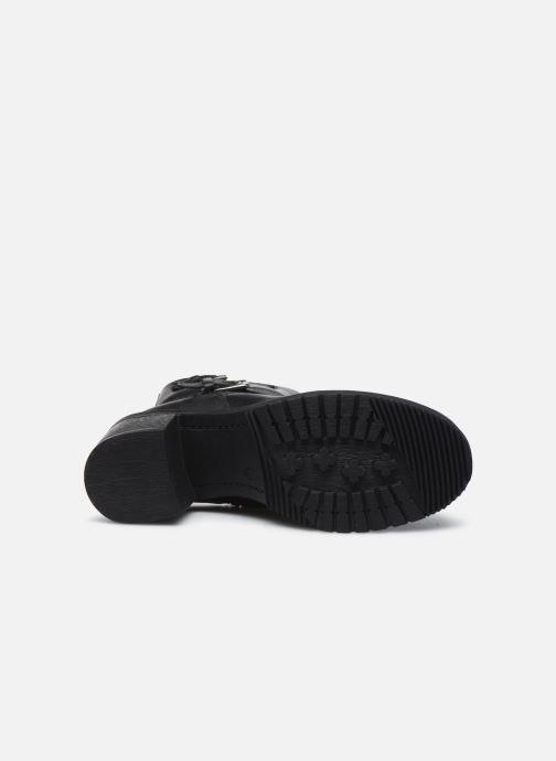 Botines  I Love Shoes THEVIAN LEATHER Negro vista de arriba