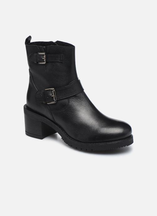 Botines  I Love Shoes THEVIAN LEATHER Negro vista de detalle / par