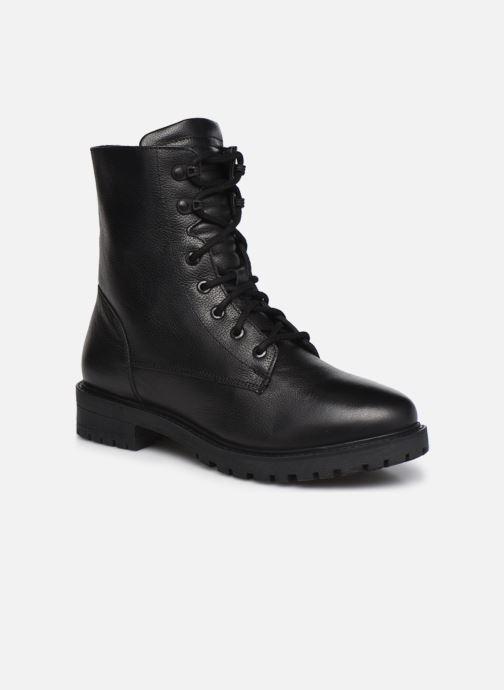 Bottines et boots I Love Shoes THERASSE LEATHER Noir vue détail/paire