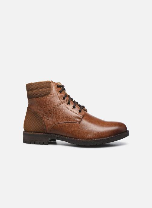 Stivaletti e tronchetti I Love Shoes THETU LEATHER Marrone immagine posteriore