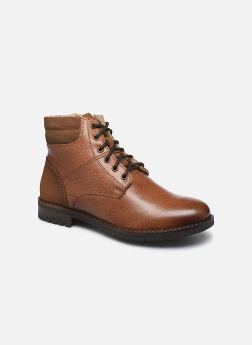 Stivaletti e tronchetti I Love Shoes THETU LEATHER Marrone vedi dettaglio/paio