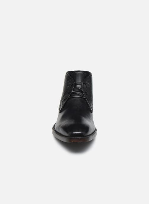 Botines  I Love Shoes THIMON LEATHER Negro vista del modelo