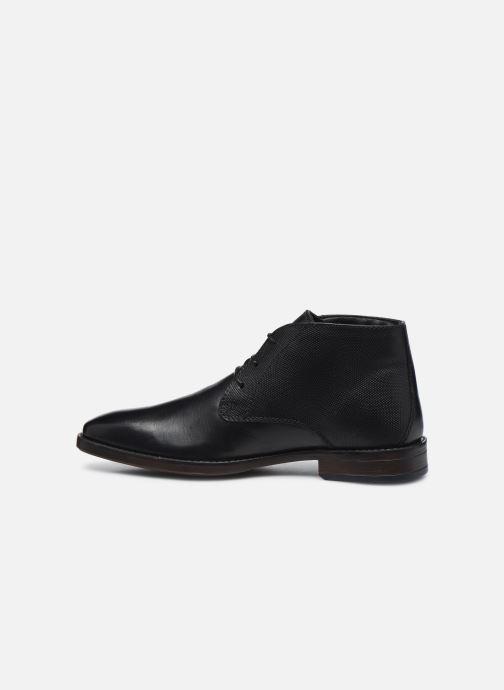 Bottines et boots I Love Shoes THIMON LEATHER Noir vue face