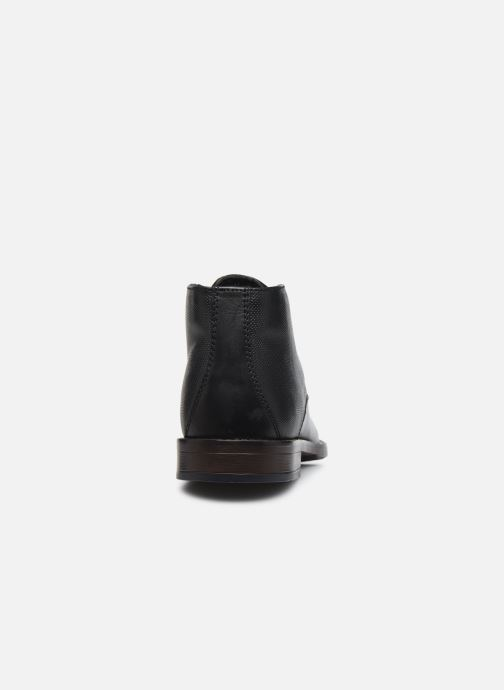 Botines  I Love Shoes THIMON LEATHER Negro vista lateral derecha