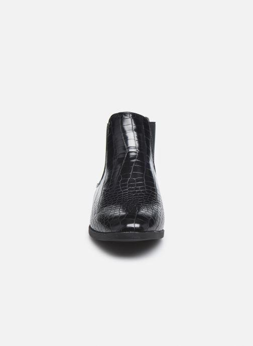 Stivaletti e tronchetti I Love Shoes THICHEL Nero modello indossato