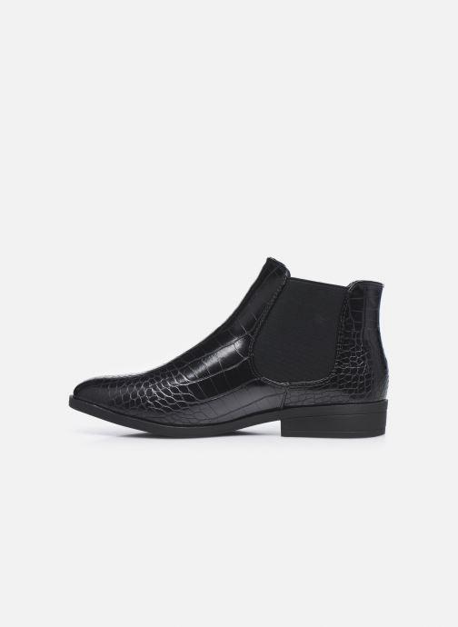 Stivaletti e tronchetti I Love Shoes THICHEL Nero immagine frontale