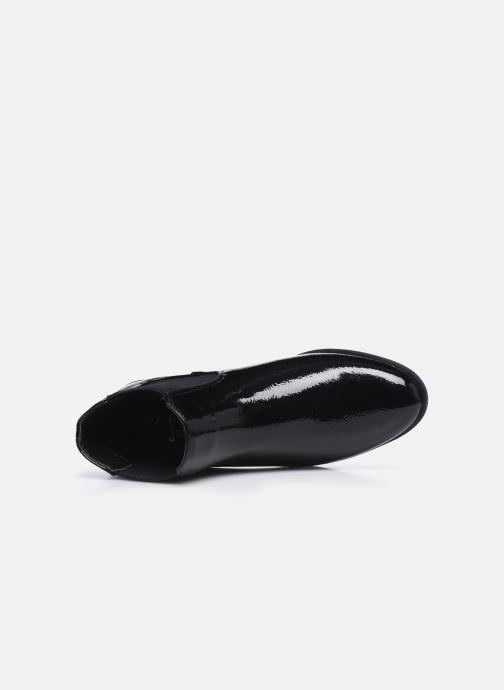 Stivaletti e tronchetti I Love Shoes THICHEL Nero immagine sinistra