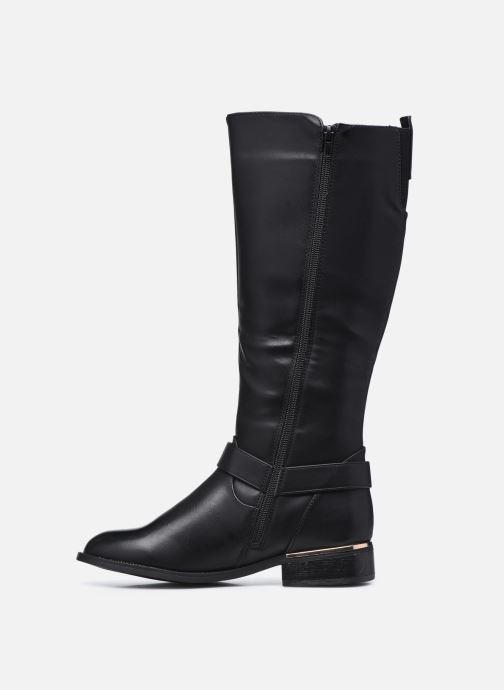 Bottes I Love Shoes THISO Noir vue face