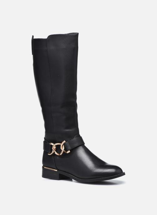 Bottes I Love Shoes THISO Noir vue détail/paire
