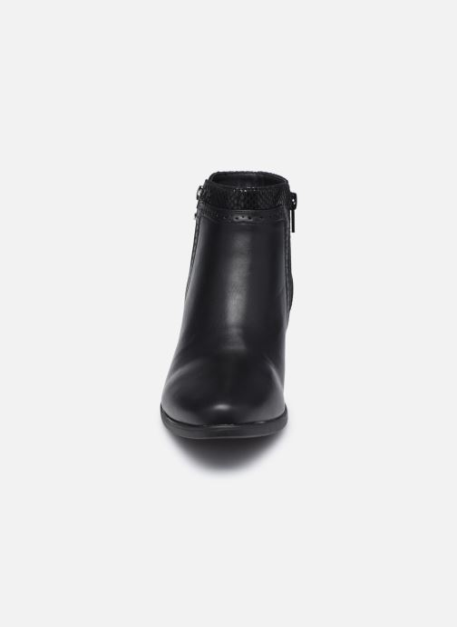 Botines  I Love Shoes THEPILE Negro vista del modelo