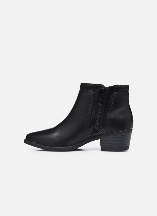 Botines  I Love Shoes THEPILE Negro vista de frente