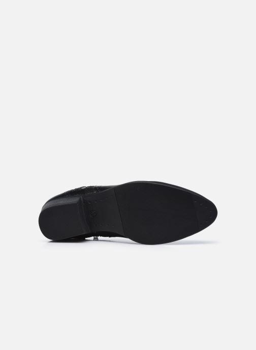Botines  I Love Shoes THEPILE Negro vista de arriba