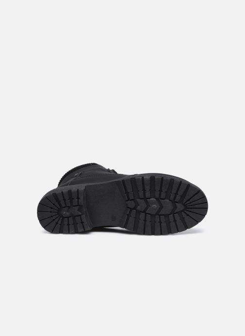 Stivaletti e tronchetti I Love Shoes THARIME Nero immagine dall'alto