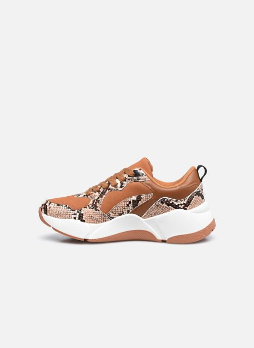 Sneakers I Love Shoes THELLA Marrone immagine frontale