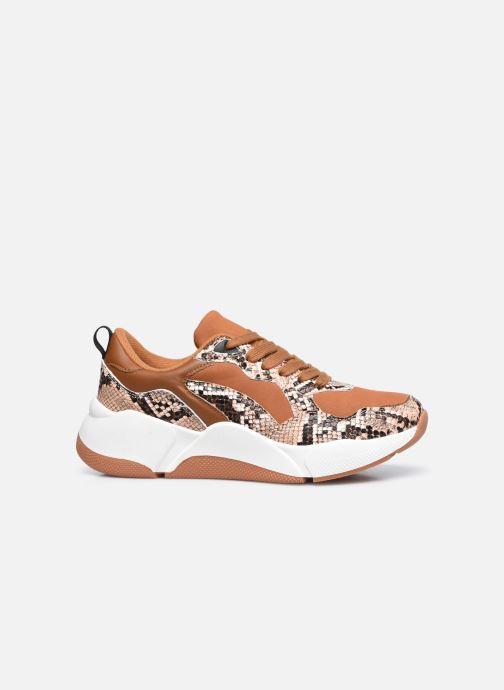 Sneakers I Love Shoes THELLA Marrone immagine posteriore