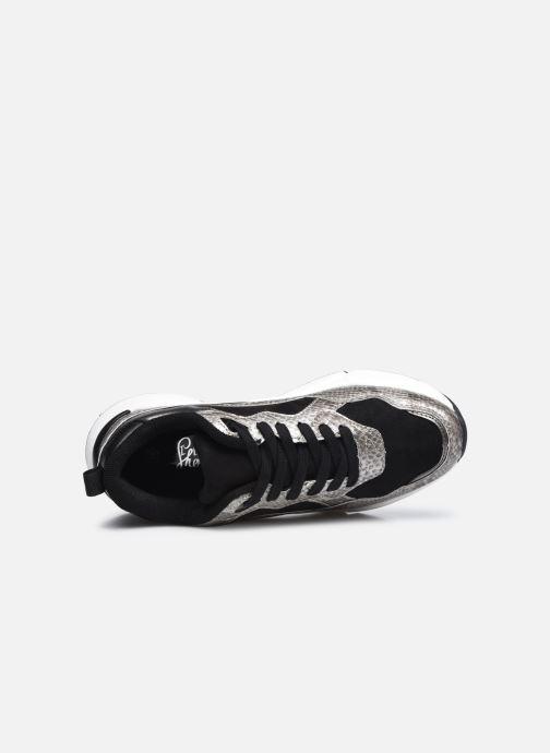 Deportivas I Love Shoes THELLA Gris vista lateral izquierda
