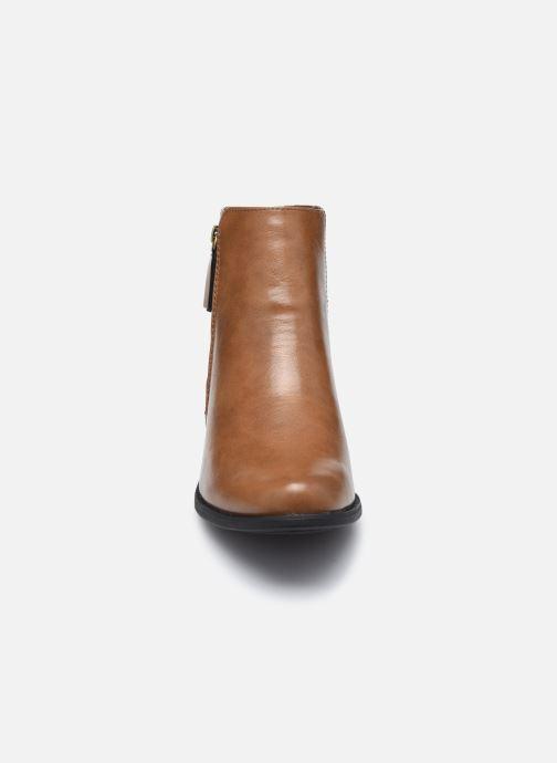Bottines et boots I Love Shoes THOLENE Marron vue portées chaussures