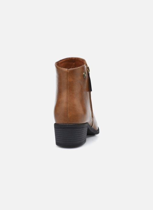 Bottines et boots I Love Shoes THOLENE Marron vue droite