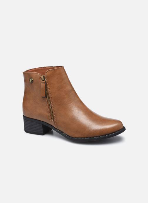 Bottines et boots I Love Shoes THOLENE Marron vue détail/paire
