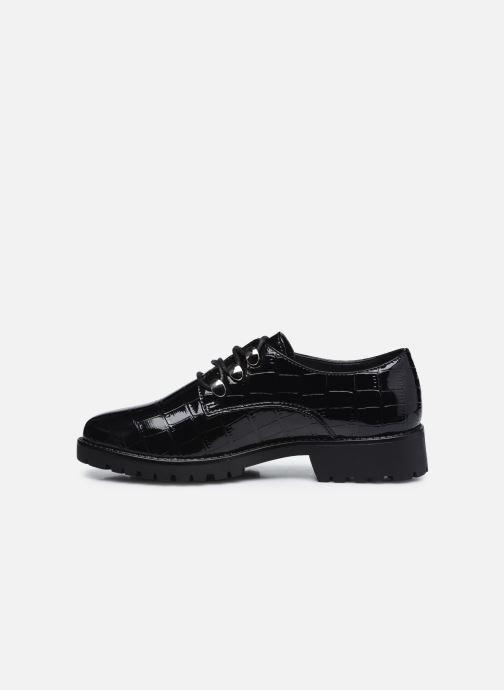 Scarpe con lacci I Love Shoes THAPUCINE Nero immagine frontale