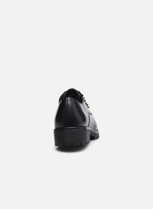Schnürschuhe I Love Shoes THALORE schwarz ansicht von rechts
