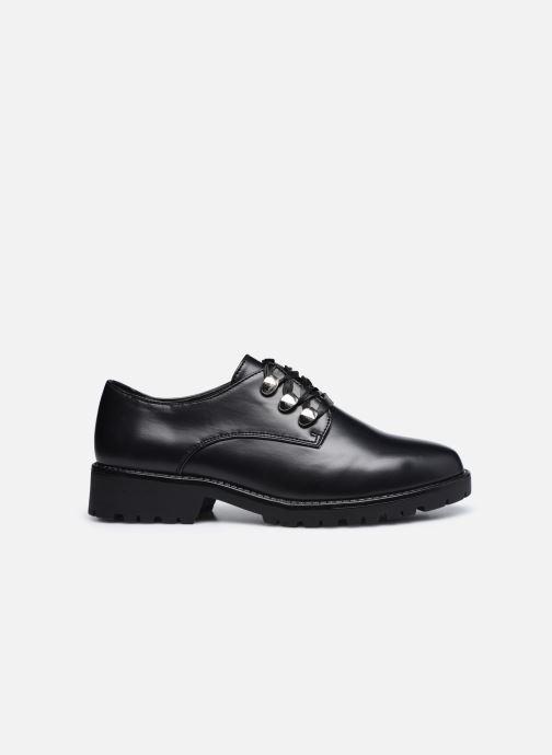 Schnürschuhe I Love Shoes THALORE schwarz ansicht von hinten
