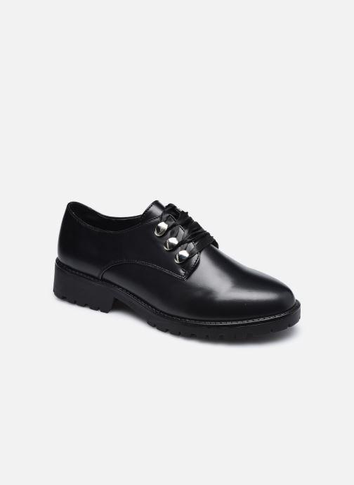 Schnürschuhe I Love Shoes THALORE schwarz detaillierte ansicht/modell