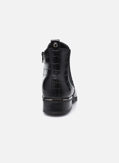 Botines  I Love Shoes THOMINIQUE Negro vista lateral derecha
