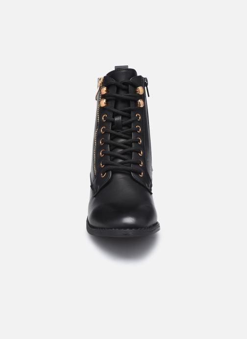 Stivaletti e tronchetti I Love Shoes THALICE Nero modello indossato