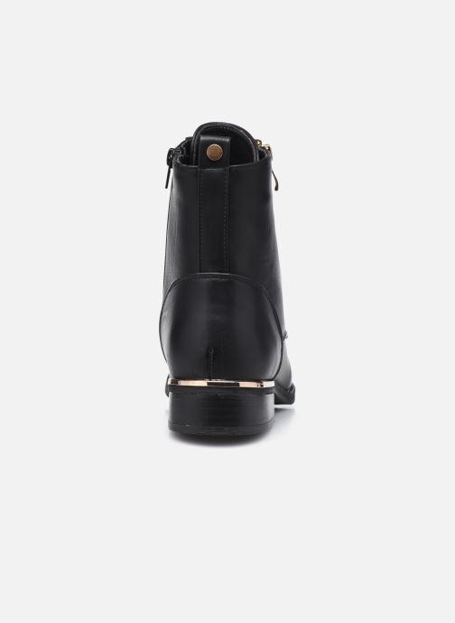 Bottines et boots I Love Shoes THALICE Noir vue droite