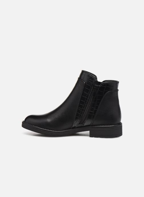 Bottines et boots I Love Shoes THADRO Noir vue face