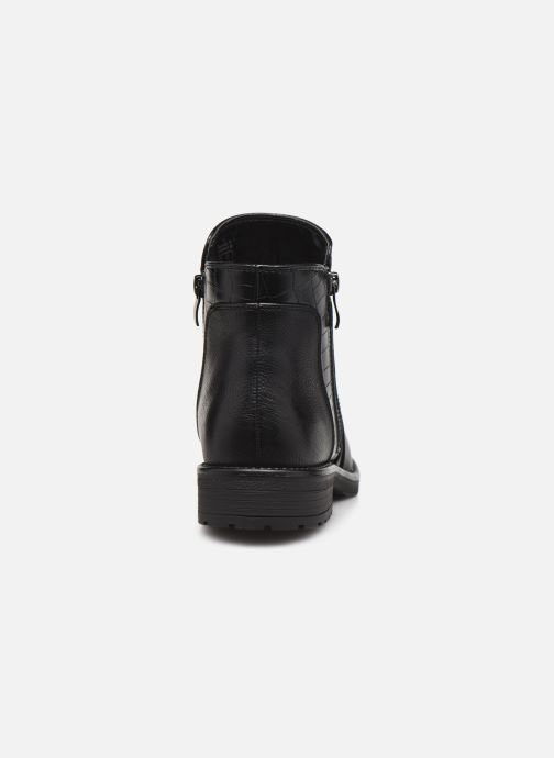 Bottines et boots I Love Shoes THADRO Noir vue droite
