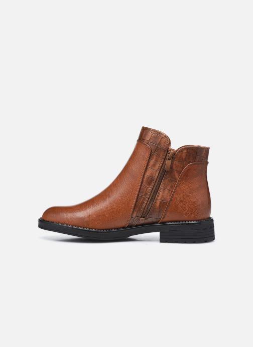 Botines  I Love Shoes THADRO Marrón vista de frente