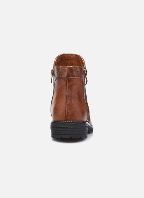 Botines  I Love Shoes THADRO Marrón vista lateral derecha