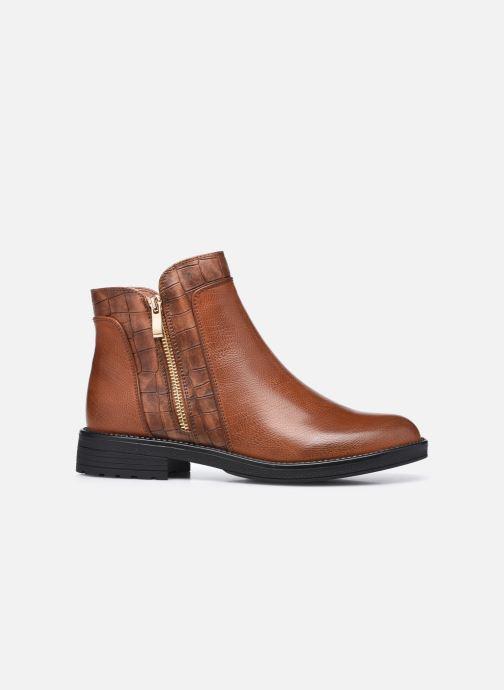 Botines  I Love Shoes THADRO Marrón vistra trasera