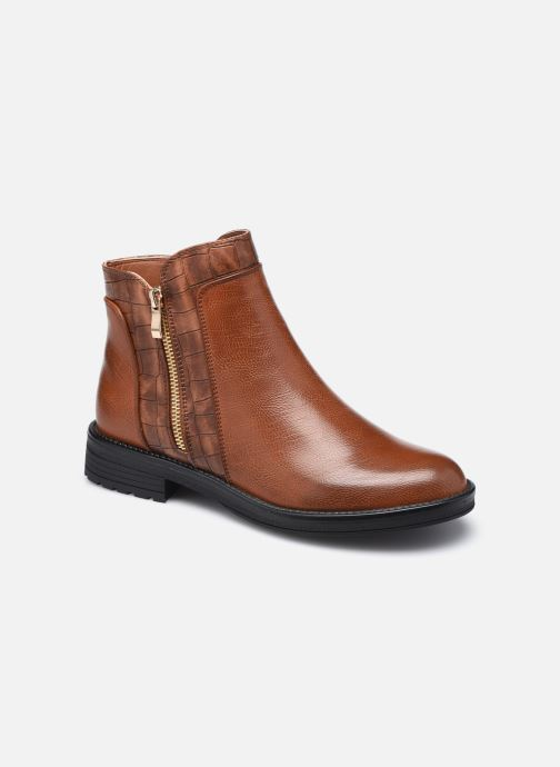 Botines  I Love Shoes THADRO Marrón vista de detalle / par