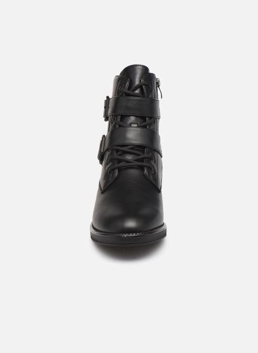 Bottines et boots I Love Shoes THIBOU Noir vue portées chaussures