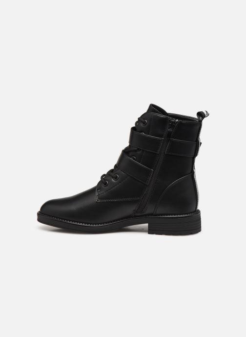 Bottines et boots I Love Shoes THIBOU Noir vue face