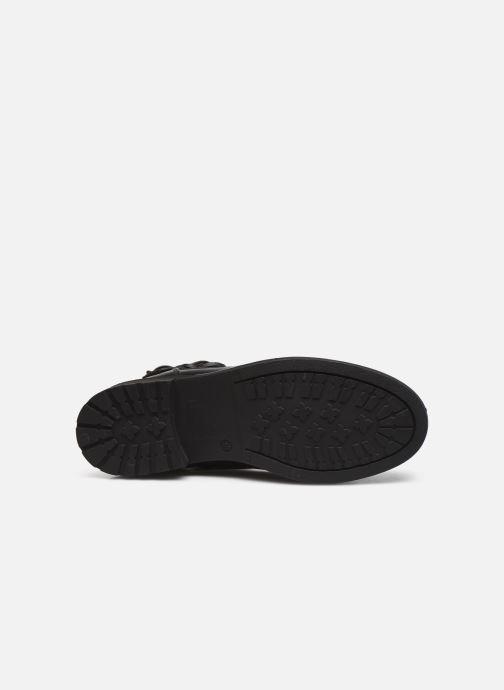 Bottines et boots I Love Shoes THIBOU Noir vue haut