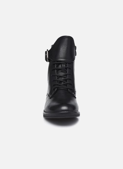 Bottines et boots I Love Shoes THABLE Noir vue portées chaussures