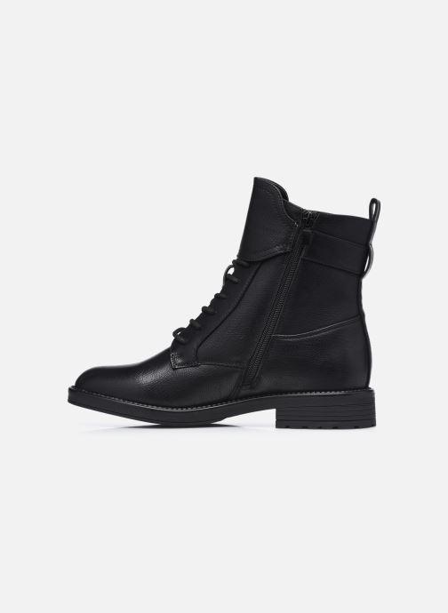 Bottines et boots I Love Shoes THABLE Noir vue face